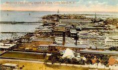 Coney Island back when it was huge!