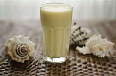 This paleo pina colada smoothie is pure tropical simplicity. With just two ingredients it's a dairy-free, gluten-free, grain-free and paleo recipe. Paleo Smoothie Recipes, Healthy Smoothies, Paleo Recipes, Real Food Recipes, Healthy Drinks, Brunch Recipes, Healthy Breakfasts, Juice Recipes, Free Recipes