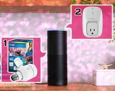 Alexa can dim your lights. www.theteelieblog.com Make your place's atmosphere romantic by setting the correct lighting. Just ask Alexa and she can do the trick for you. #DateNight