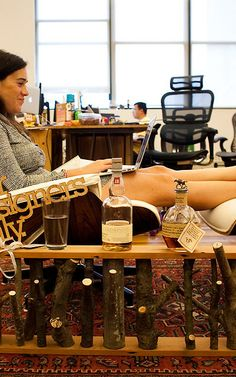 """Handmade Desks, """"Breathing Rooms,"""" And Gross Happiness: Take A Look Inside Etsy HQ 