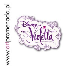 Violetta logo Disney
