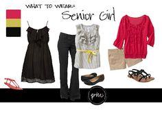 What to Wear for Senior Pics - Girls Senior Pictures Boys, Senior Girls, Senior Photos, Outfits For Teens, Girl Outfits, Cute Outfits, Beach Outfits, Clothing Photography, Photography Outfits