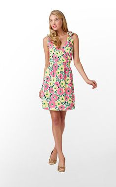 Bought this dress yesterday, and wore it to an evening Rita's trip. May be my official summer dress!