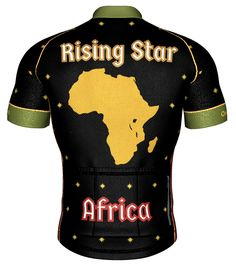Africa Collection New Africa, Cycling Jerseys, Cycling Outfit, Apparel Design, Jersey Shorts, Bibs, First Love, Training, Collection