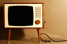 Y E S T E R D A Y V I S I O N Retro enclosure for LCD/TV monitors in all different sizes / American walnut & brass / different sizes / 2012-20XX