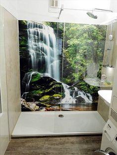 Bedruckte Wandpaneele Aquarium, House Design, Bathroom, Organize, Wanderlust, Inspiration, School, Home, Ideas
