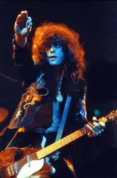 (100+) jimmy page | Tumblr  Earlscourt May 1975 during 'In My Time Of Dying' (probably, as I've seen the video many times!). Unbelievable performance...check it out...  http://youtu.be/xTrQ7vUZsIo