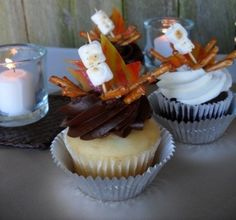 Cute Food - Party Planning - Party Ideas - Cute Food - Holiday Ideas -Tablescapes - Special Occasions And Events - Party Pinching