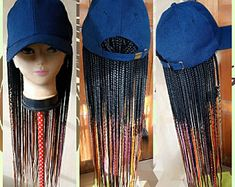 Giving you beautiful hair. Fast and easy by ZumaWigs on Etsy Wholesale Wigs, Micro Twists, Front Braids, Half Wigs, Braids Wig, Wig Making, Wig Cap, Lace Front Wigs, Wig Hairstyles