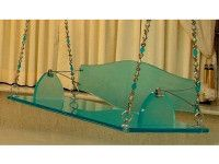 We offer wide range of beautifully designed acrylic indoor swings for your living room. Our Indian acrylic swings are highly durable, sizes available as per your requirement. Acrylic Furniture, Glass Furniture, Indian Swing, Indian Home Decor, Stainless Steel Chain, Brass Chain, Swings, Indoor, Mumbai