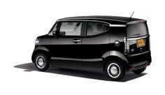 Honda Launches All-New N-BOX SLASH Kei Car in Japan