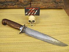 15 Best Bill Bagwell Knives Images In 2019 Bowie Knives
