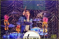 the vamps get down at radio free event 09