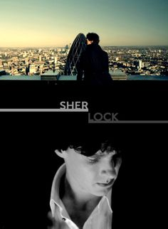 Sherlock poster made by #captaindonscrap on #tumblr