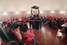 """Gaziantep Büyükşehir Belediyesi bünyesinde hizmet veren Gezegenevi ve Bilim Merkezi'nin ücretsiz """"Yarıyıl Tatili Atölyeleri""""ne yoğun bir ilgi vardı. 10 gün süreyle sömestr tatiline özel düzenlenen tüm atölyelerden 358 kişi faydalandı. """"Robot Programlama"""" atölyesine katılan gençlerin, yaratıcılıklarını ortaya çıkarma, analitik düşünme yeteneklerini geliştirme, takım çalışması alışkanlığı kazanma, sorgulamalı öğrenme yöntemleriyle tanışma gibi kazanımlar elde etmeleri hedeflendi. … Basketball Court, Wrestling, Yoga, Lucha Libre"""