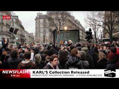Karl's Collection Released | NET-A-PORTER.COM    http://www.youtube.com/watch?v=_LoGIlk4HMs#