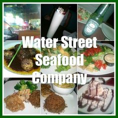 Rusty2rusty's Chatter: Water Street Seafood Company