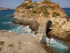 Andros, Greece by Zeugolator, via Flickr