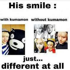 suga... it s different - - - #bts #kumamon #suga by taetaekie