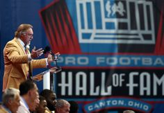 Watch Kevin Greene's Hall of Fame Speech -- Kevin Greene's Pro Football Hall of Fame induction speech was both entertaining and uplifting. Greene was presented by Dom Capers. Watch the speech here.