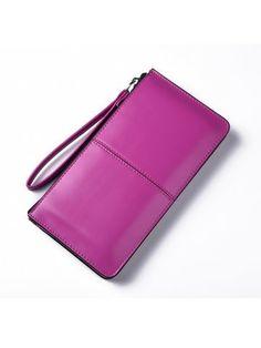 Simple Models Ladies Bag Long Wallet Bulk Clutch