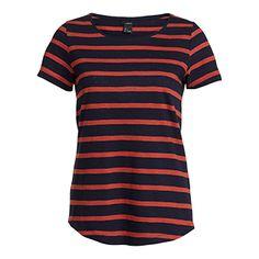 T-shirt, White, Sustainable Choice, Women | Lindex