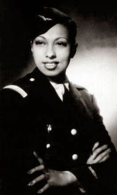 Kick-Ass Women In History: Josephine Baker (pinned Josephine Baker, Southern Belle, Patriotic Pictures, Missouri, Vintage Black Glamour, Women In History, Black History, Old Hollywood Glamour, African American History