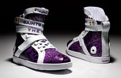 Saints Row: The Third Super Shift - Saints, Limited Edition from Heyday Footwear.