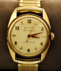 "Catawiki online auction house: Bulova 23 ""C"", 1958 (Marked: L8) - Men's watch/Unisex"