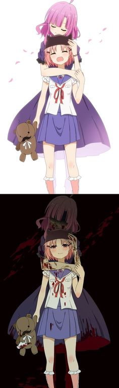 gakkou gurashi Yuki Megune: