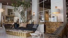 Interior design store in Chueca