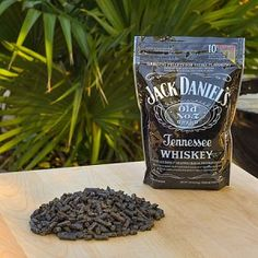 Jack Daniels Smoker Pellets...these could be interesting
