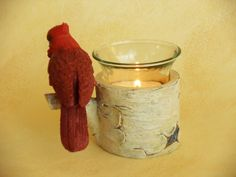 Votive Holder - Cardinal  Get it now for $10.99