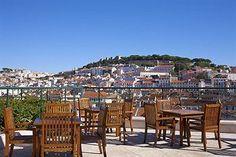 View from Hotel do Chiado