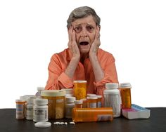 Over-Medication of Elderly Epidemic – New Study Links Prescription Drugs to Alzheimer's | Health Impact News