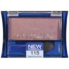 My favorite eyeshadow, and a dupe for Mac Trax. Maybelline Expert Wear: Eye Shadow Sparkling Wine.