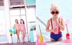 New swimwear kids child models 45 ideas Best Swimwear, Trendy Swimwear, Swimwear Brands, Kids Swimwear, Kids Fashion Photography, Pool Photography, Sister Photography, Photography Ideas, Vogue Kids