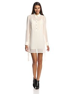 BCBGeneration Women's Dress with Collar     #BCBGeneration, #Collar, #Dress, #Womens