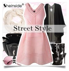"""""""Street Fashion"""" by madeinmalaysia ❤ liked on Polyvore"""