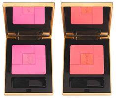 Весенняя коллекция макияжа YSL Spring 2015 Makeup Collection / Коллекции макияжа / omode.by