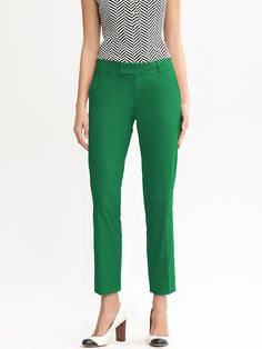 Banana Republic Hampton Pant - need to try these on.