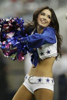 Dallas Cowboy Cheerleader