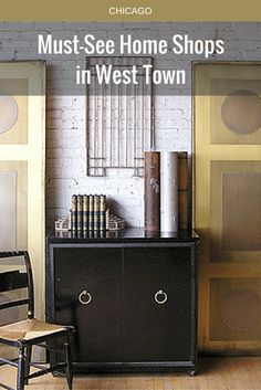 Must-See Home Shops in West Town