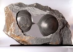 Gallerie - Démian WüstSculpteur Stone Sculpture, Statue, Art, Marble, Art Background, Kunst, Stone Carving, Performing Arts, Sculptures