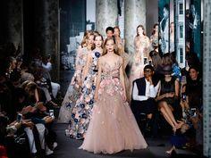 Elie Saab couture autumn/winter 2016  - HarpersBAZAAR.co.uk