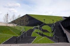 MCK Międzynarodowe Centrum Kongresowe w Katowicach. Projekt: JEMS Architekci. Zdjęcia: Piotr Krajewski