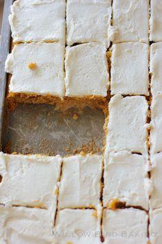 Pumpkin Tres Leches Cake #thanksgiving