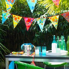 How to make your own bunting | Craft projects for the bank holiday weekend | Craft ideas | PHOTO GALLERY | Housetohome