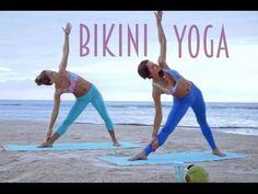 Bikini Yoga Flow ☀ BIKINI SERIES - YouTube