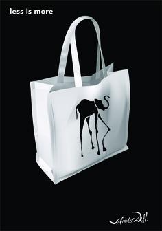 Dali Less is more # Recycle Bag # Coming soon Less Is More, Dali, Ted Baker, Shirt Designs, Reusable Tote Bags, Shirts, Dress Shirts, Shirt